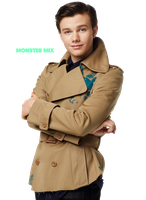 Chris Colfer PNG 2 by TwilightCullenette