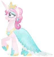 Princess Amore Diamante by Faith-Wolff