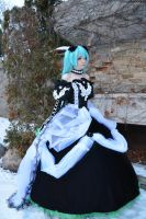 Photography: Cantarella Miku 2 by DMinorDucesa