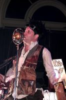 Abney Park-Robert by lordpanthere