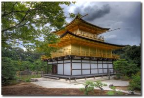Golden Pavillion 3 by dragonslayero