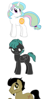 Alt pony in pony creator by Ghost-Peacock