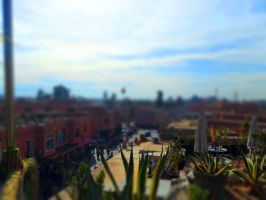 Rooftops 2 by DeathByStraws