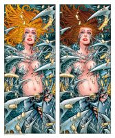 WITCHBLADE AGAIN by prie610