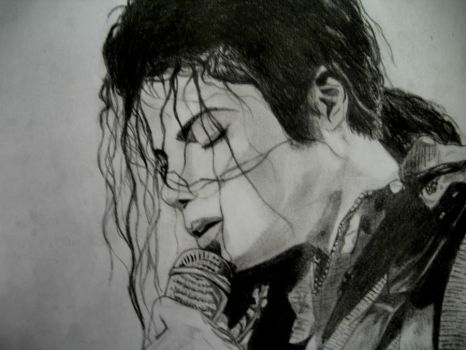 Michael Jackson by Alfuss