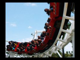 AAAHHH...Roller Coaster High by Constrictor14