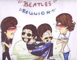 Beatles Reunion by Abbey-Road-Medley