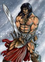 Conan the Savage - 2004 by RubusTheBarbarian