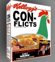 Kellogs Conflicts by twinware