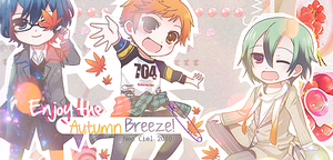 Starry sky - Autumn Chibis by Neo-Ciel