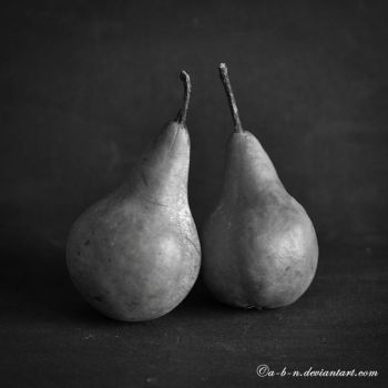 two in grey by a-b-n