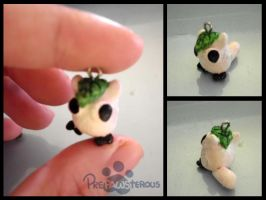 :Clay Totoro: by PrePAWSterous