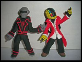 Daft Punk by axelgnt