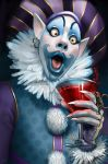 The Red Wine Clown by BJPentecost