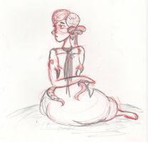 GhostlyPantaloon's The Babe by HJTHX1138