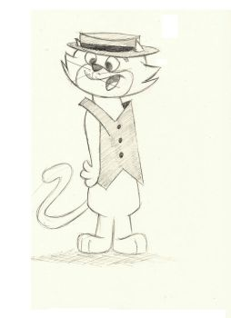 Top Cat by Chirilli