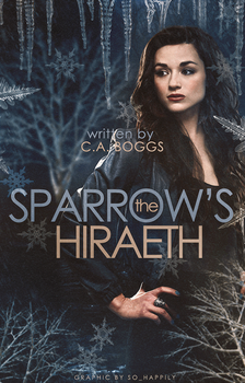 Book Cover 033 - The Sparrow's Hiraeth by sohappilyart