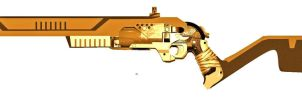 My Plans For The Hammershot by LandgraveCustoms