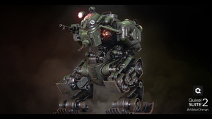 Soviet Mech 1 by beere