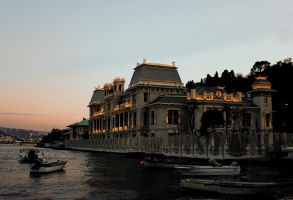 Houses Of Istanbul VI by Canankk