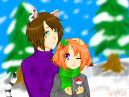 Christmas Romance by Itaksuke