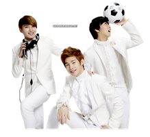 PNG : Super Junior M by chazzief
