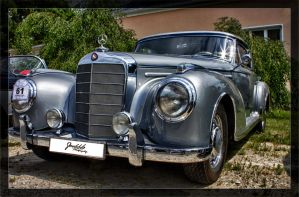 Old Mercedes 2 by deaconfrost78