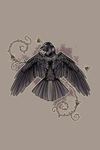 Crow Design by Earldense