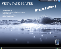 Vista Task Player by madcrazykungfu
