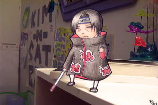 paperchild: Itachi by Phantom-Gurl