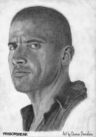 Lincoln Burrows by Pipi94
