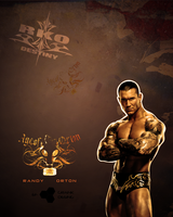 Fan-ART: Age of Orton by EfGraphicDesing
