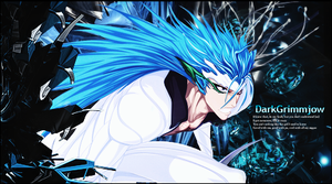Grimmjow by gustavo11s