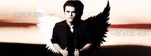 Paul Wesley | Timeline Libere #OO2 by MysteriousTemptress
