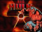 Red Hulk by Superman8193