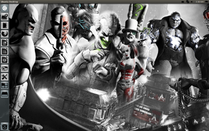 batman arkham city by marcosfifitcent
