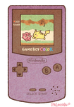 GAME BOY C O L O R by Paleona