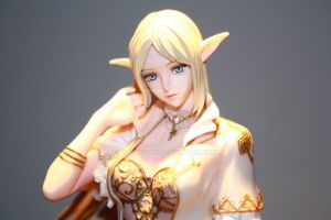 My Lineage II Elf Mage 05 by Vladsnake