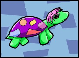 Turtle by technologicallyinept
