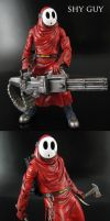 He's a real Shy Guy by Jin-Saotome