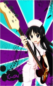 K-On Banner by Oni3298