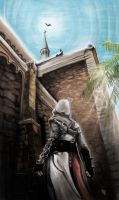 Assassin Waypoint by Donjoo