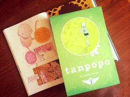 Tanpopo GN2 by camilladerrico