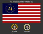 Socialist States of America by LordDavid04