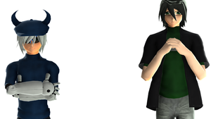 MMD Point Commissions are open! by ErrorInTheSystem