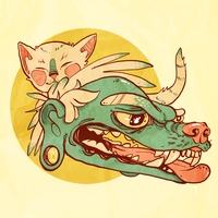 Goggy Kitten by MetMarfil
