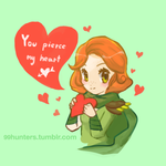 windranger's valentine by spidercandy