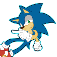 Sonic I Guess by halfway-to-insanity