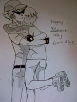 Happy Brothers Day by TheChickWithTheHat