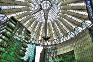 Sony Center by mehmetonder